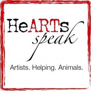 HeARTS-Speak logo
