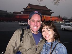 First Stop: Beijing!