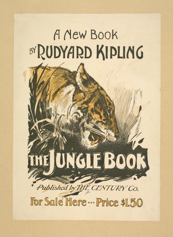 Rudyard Kipling jungle book ending